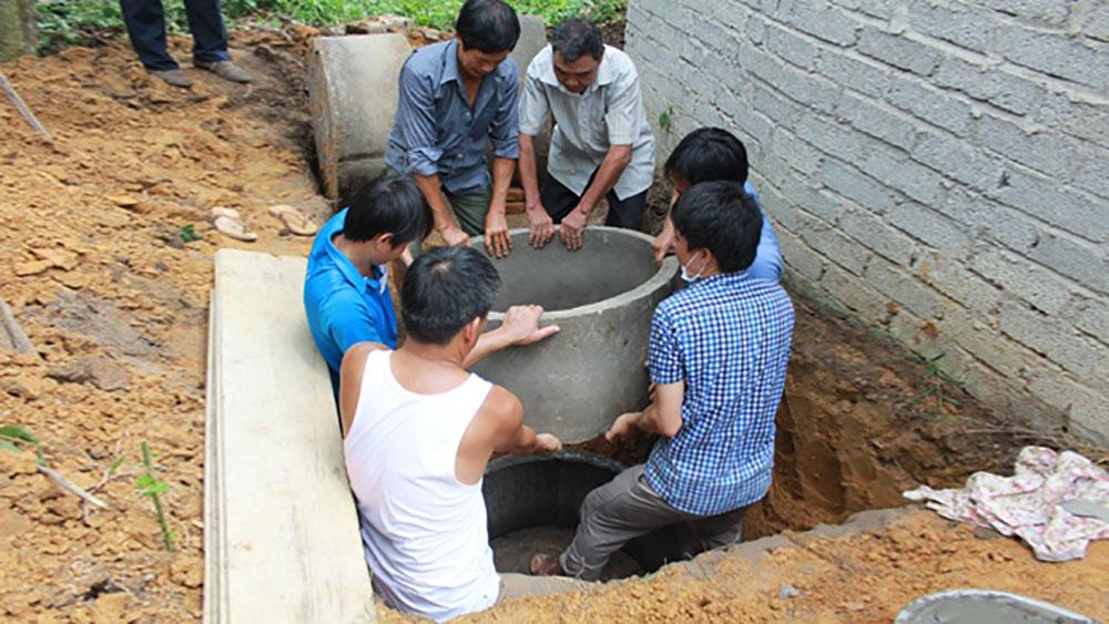 Cải thiện điều kiện vệ sinh, nâng cao sức khỏe
