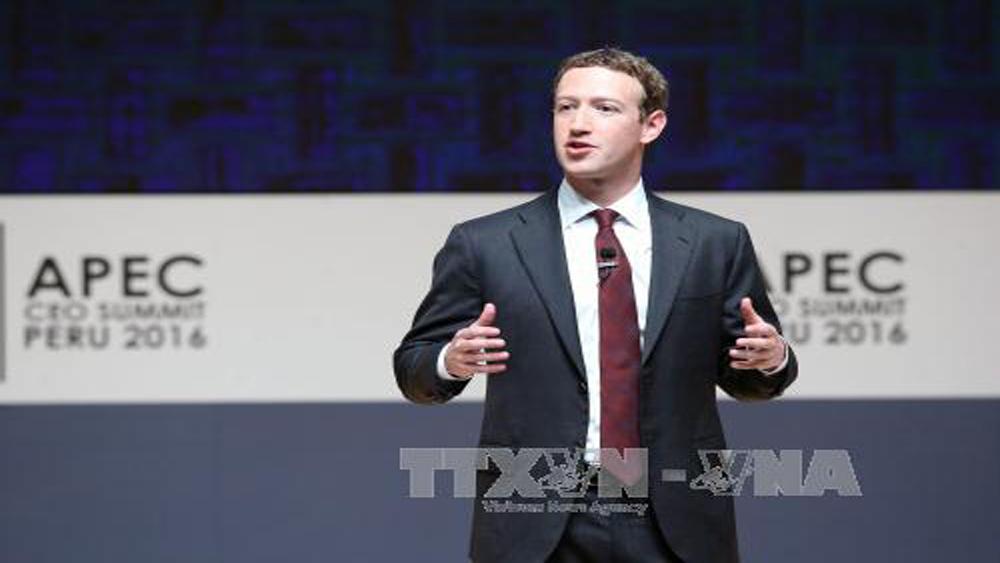 Ông chủ Facebook Mark Zuckerberg thừa nhận mắc nhiều sai lầm
