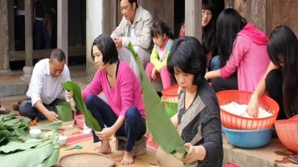 Vui Tết Việt tại Bảo tàng Dân tộc học Việt Nam