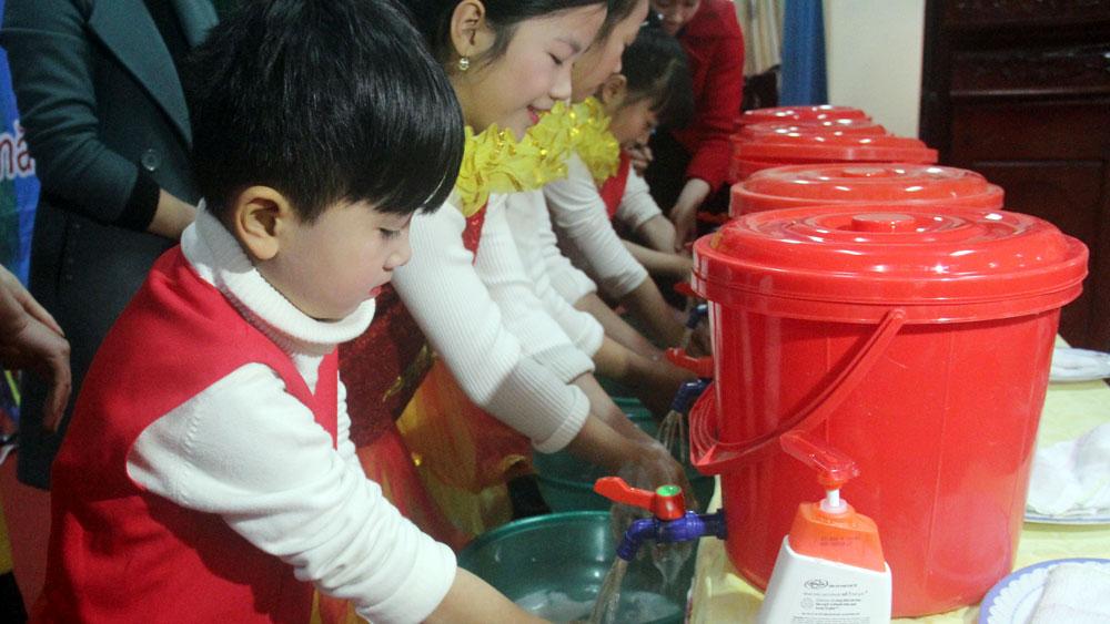 Chủ động phòng chống bệnh cúm