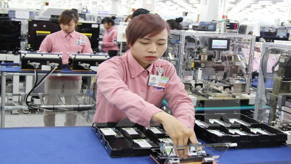 Vietnamese economy shows positive signals in January