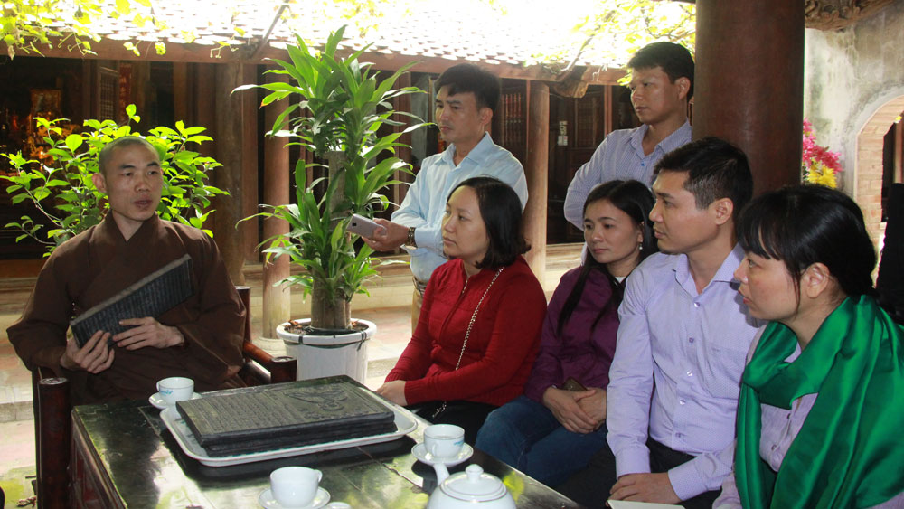 Spiritual tourism: New tendency luring visitors