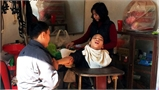 Gia đình chị Bùi Thị Viên được xác định lại là hộ nghèo