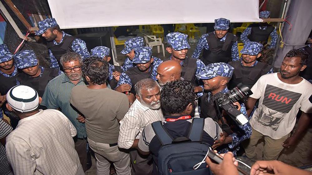Liên Hợp quốc kêu gọi Maldives dỡ bỏ tình trạng khẩn cấp