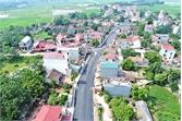 Xây dựng huyện nông thôn mới Việt Yên: Đích không còn xa