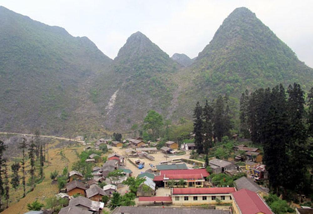 Đất thiêng, Lũng Cú, Đồng Văn