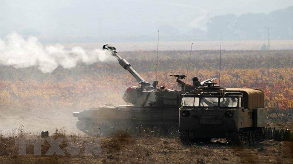 """Syria cáo buộc quân đội Israel """"gây hấn"""" gần thủ đô Damascus"""