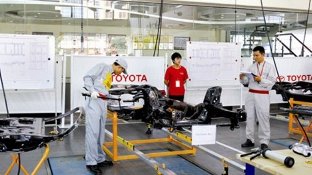 Survey says 70% of Japanese enterprises wish to expand business in Vietnam