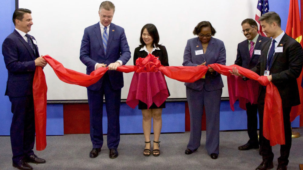 US opens APHIS representative office in Vietnam
