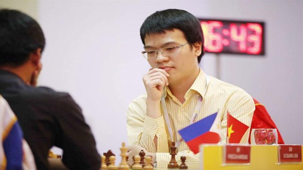 Grandmaster Liem reaches highest world position