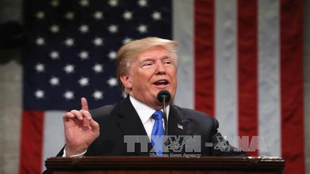 Tỷ lệ ủng hộ Tổng thống Mỹ cao nhất trong 7 tháng qua