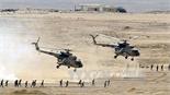 Quân đội Ai Cập phát động Chiến dịch Sinai 2018