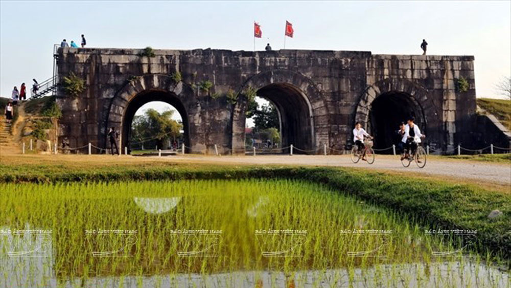 Ho Dynasty Citadel opens for free during Tet
