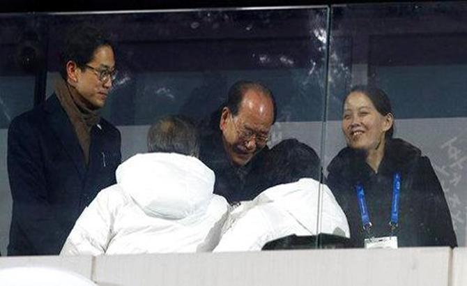 Khoảnh khắc trọng đại tại Thế vận hội mùa Đông Pyeongchang 2018