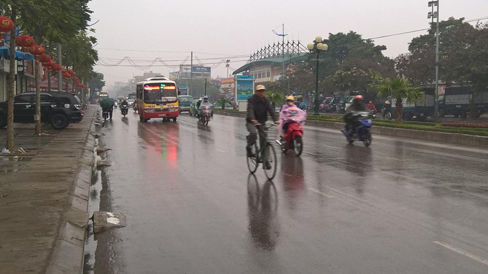 Bắc Giang: Không khí lạnh tăng cường, trời chuyển rét đậm, rét hại