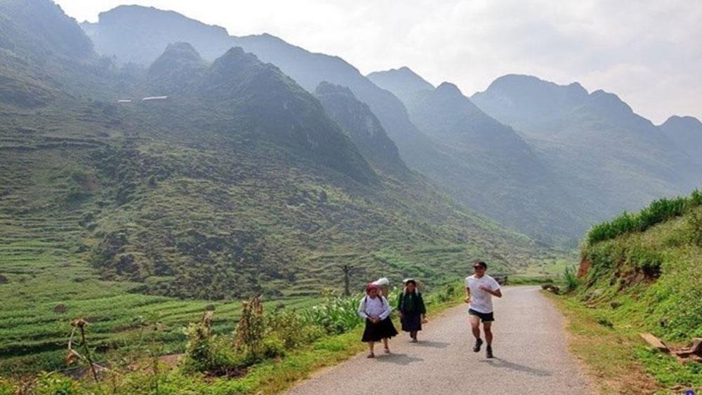 Ha Giang international marathon in April