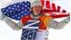 Olympic PyeongChang 2018: Đoàn Mỹ có tấm Huy chương Vàng đầu tiên