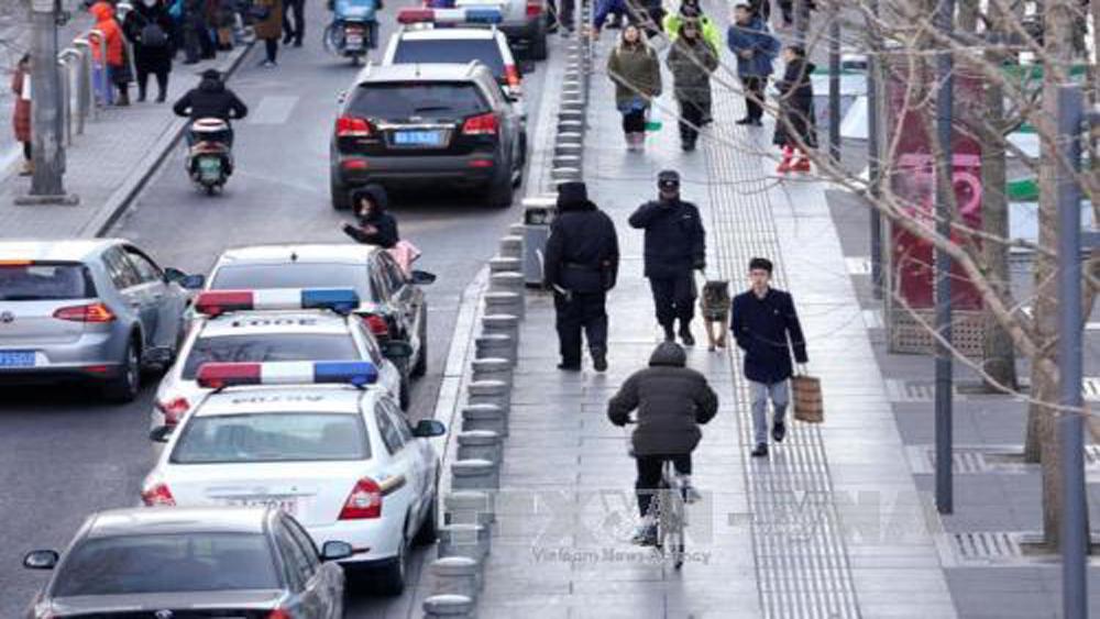 Trung Quốc: Tấn công bằng dao tại Bắc Kinh khiến 13 người thương vong