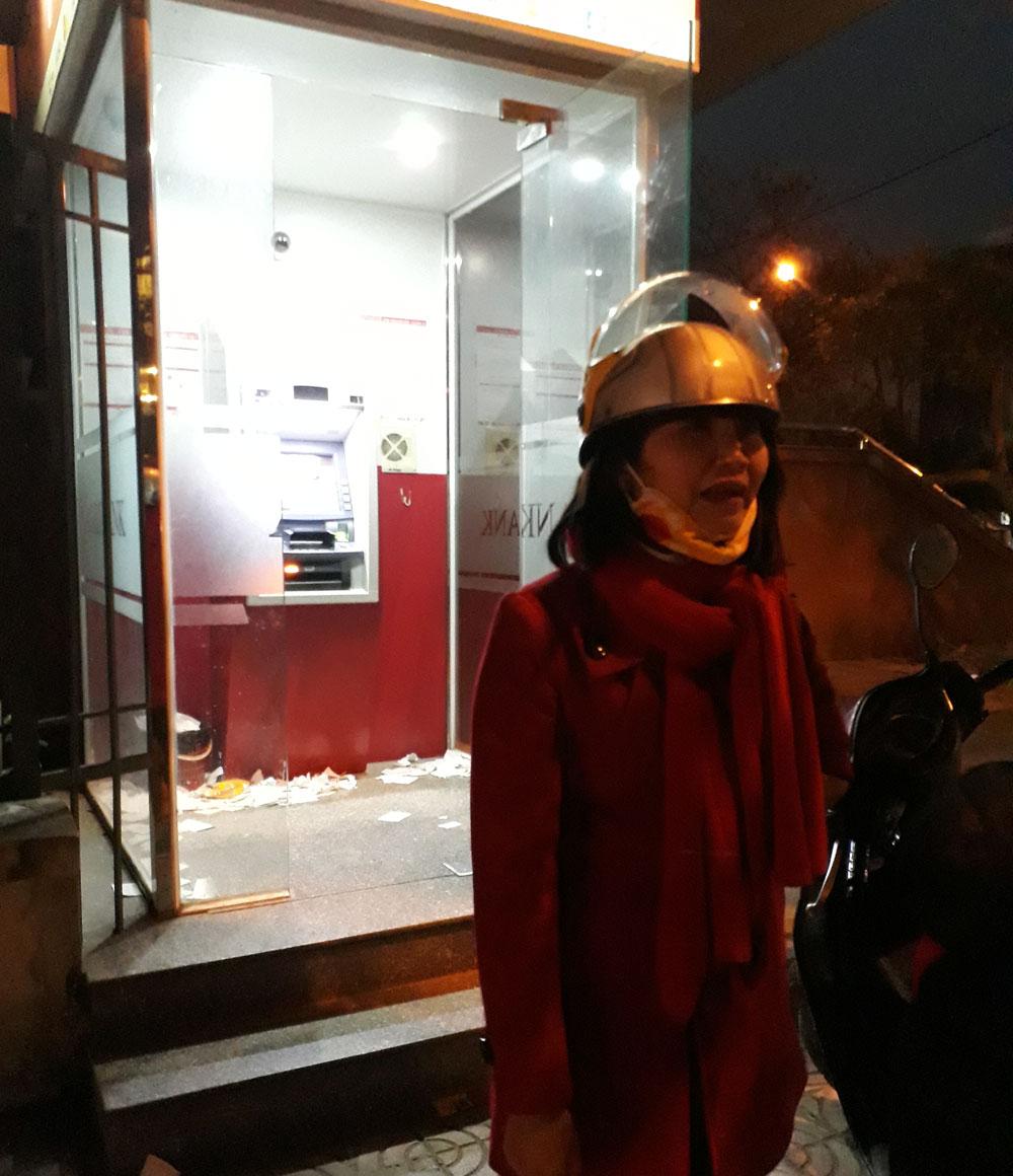 TP Bắc Giang, Chiều 11- 2, nhiều cây ATM hết tiền