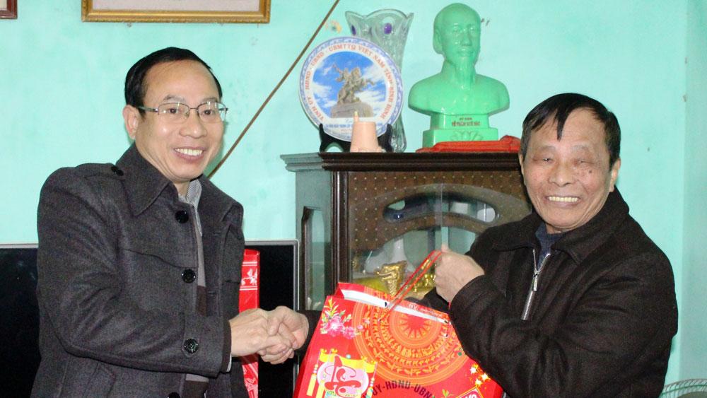 TP Bắc Giang gần 1,8 nghìn suất quà Tết tặng người có công, người nghèo