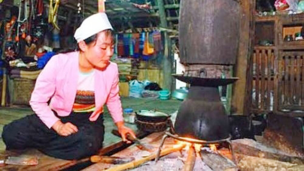 Non Rice – A traditional food of the Muong ethnic group