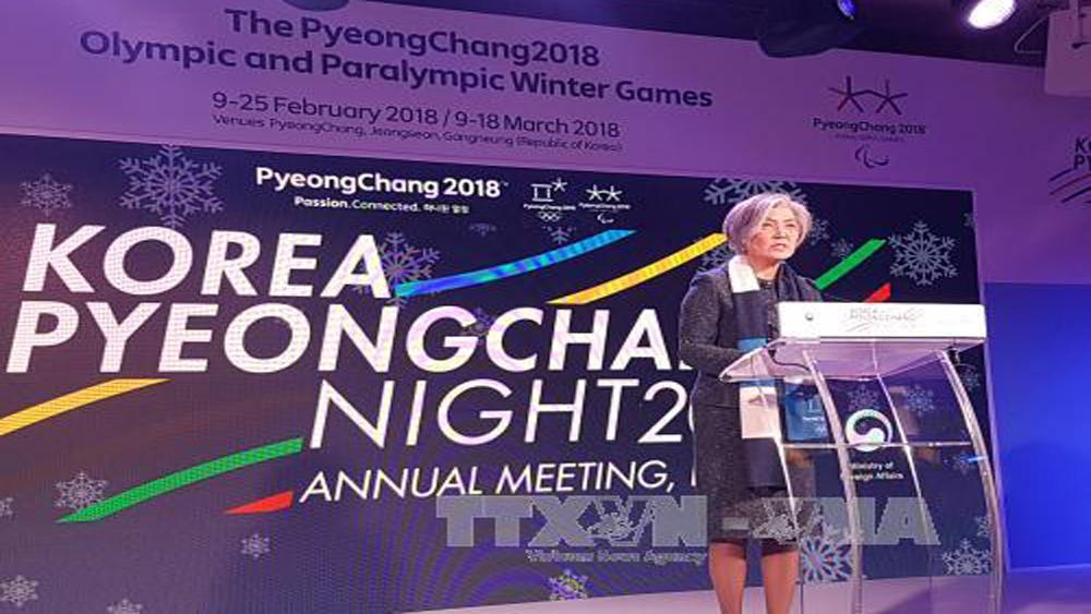 Hàn Quốc, hướng tới, chính sách, ngoại giao, tích cực, chủ động, Triều Tiên