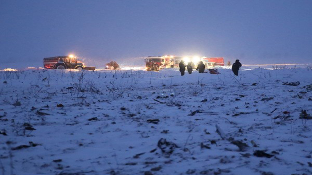 Nga, hoàn tất, công tác, tìm kiếm, nạn nhân, rơi máy bay, An-148