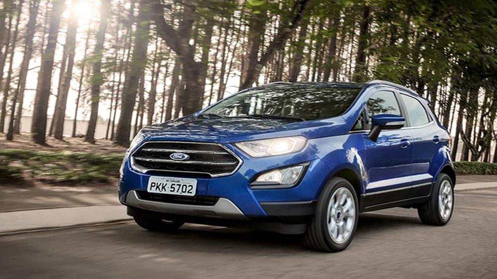 Ford Việt Nam, xuất xưởng, Ford EcoSport mới, cải tiến, vượt trội