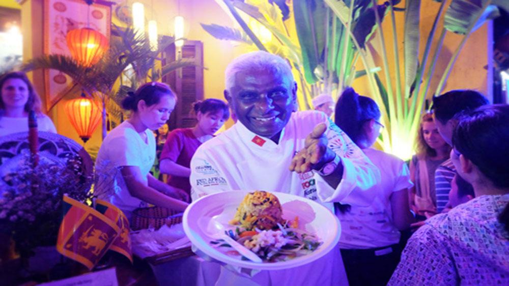 Hội An lần thứ ba tổ chức liên hoan ẩm thực quốc tế