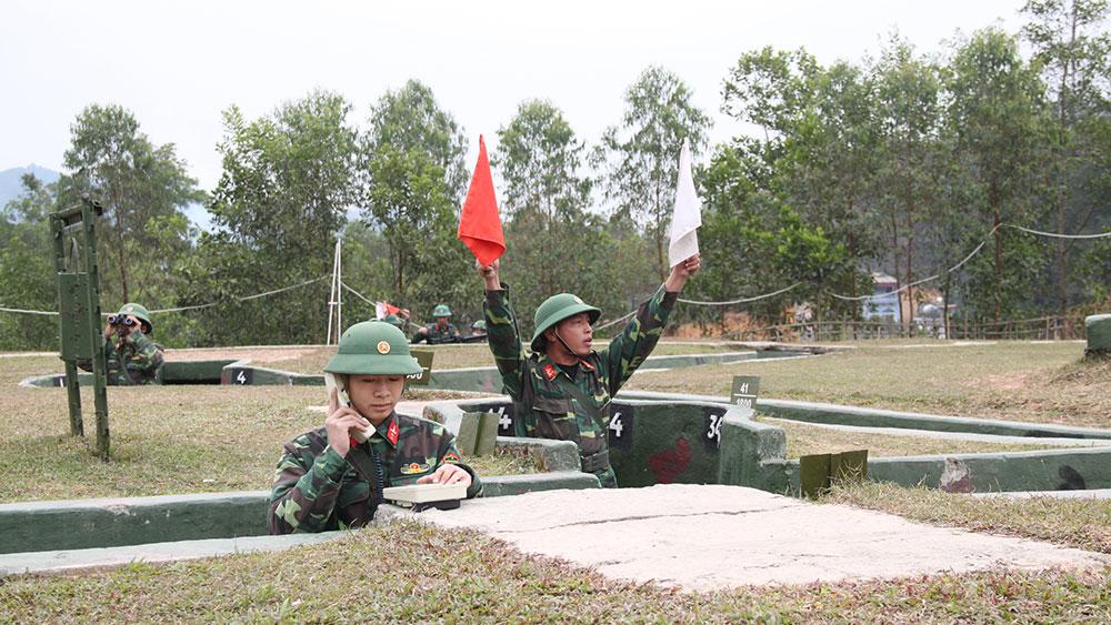 Cán bộ, chiến sĩ, Sư đoàn 3, một ly không rời trận địa