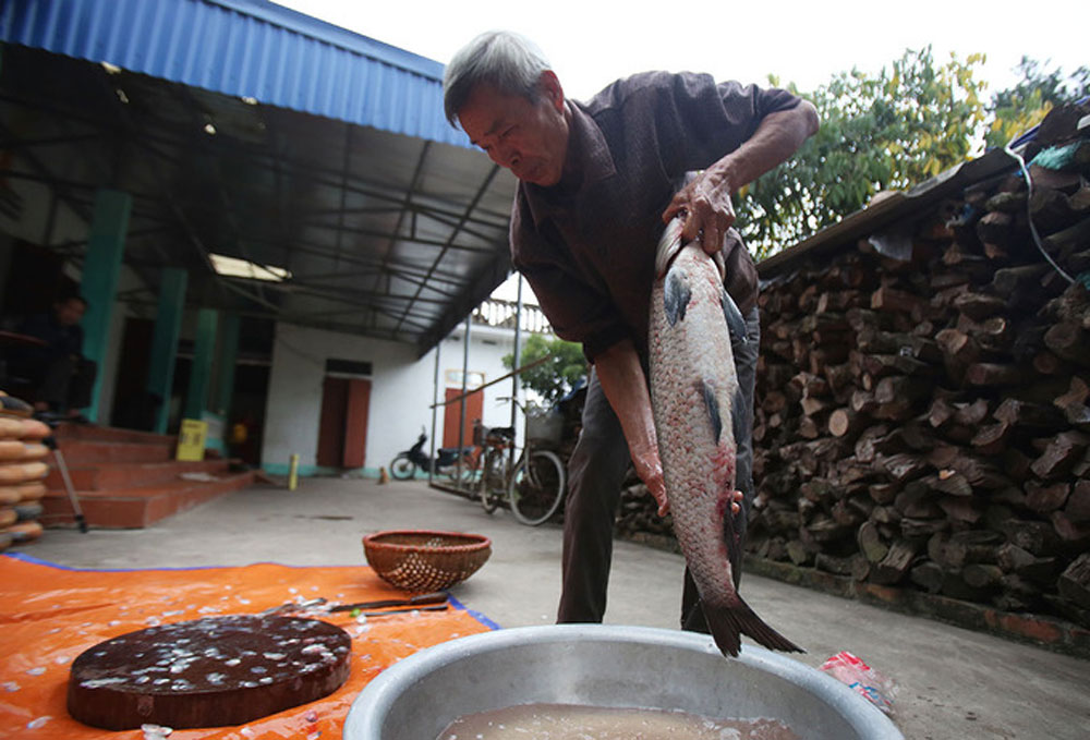 15-hour fish dish, Tet holiday, Vietnam,  clay pots, Lunar New Year, traditional dish, special dish