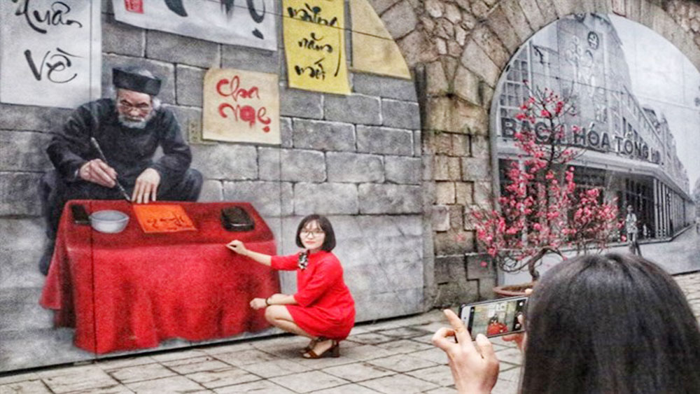 Vault murals officially inaugurated