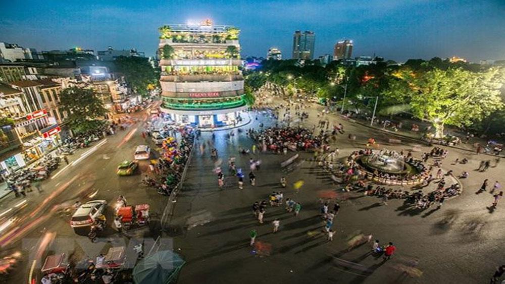 Hà Nội không tổ chức phố đi bộ khu vực hồ Hoàn Kiếm và phố cổ dịp Tết