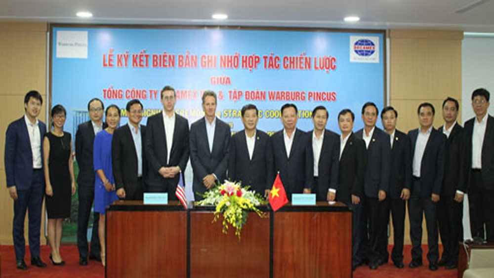 US company forms $200mln logistics joint-venture with state-owned Vietnamese firm