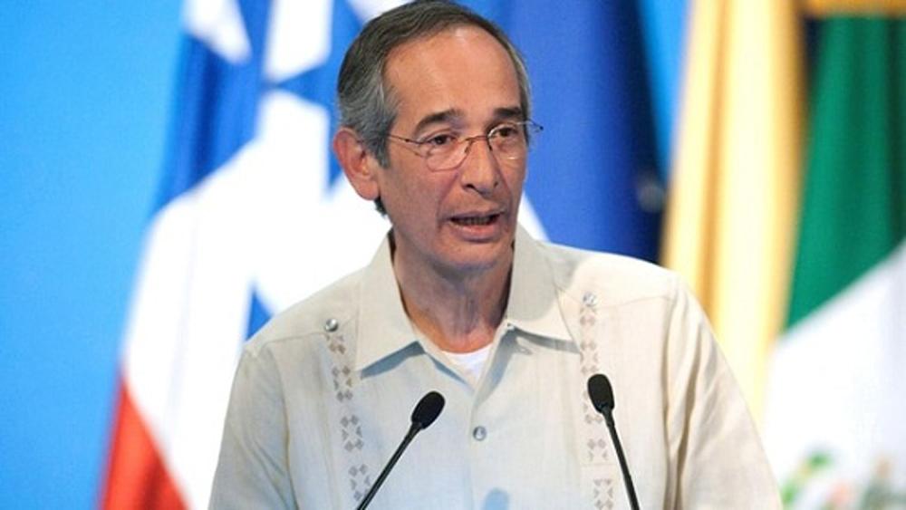 Guatemala, bắt giữ, cựu tổng thống, cựu bộ trưởng