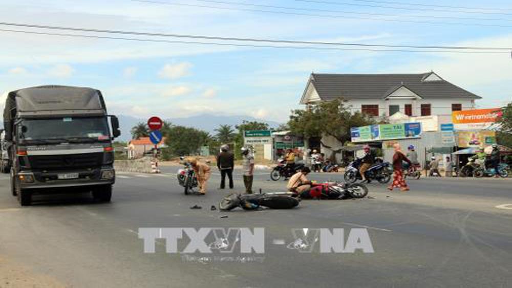 20 người thiệt mạng vì tai nạn giao thông trong ngày 29 Tết