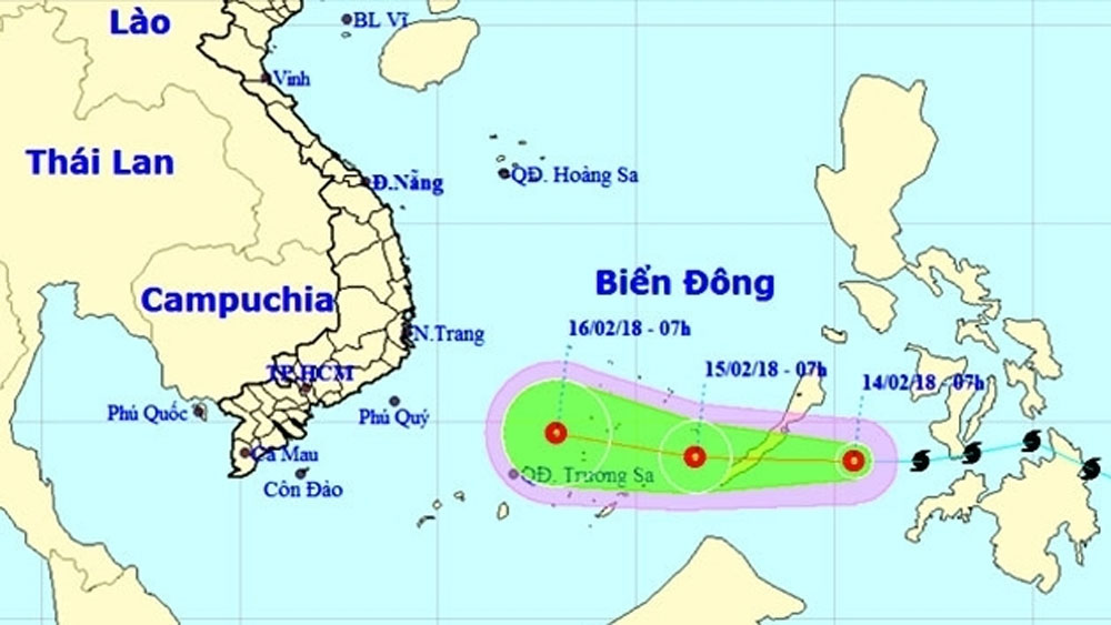 Storm Sanba weakens into tropical depression