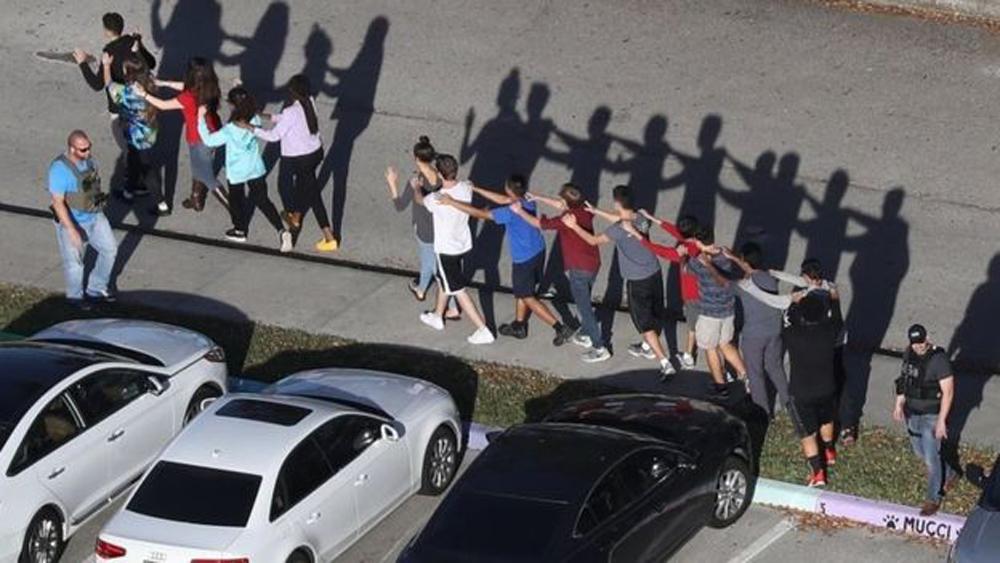 7 tuần đầu năm 2018, một loạt vụ nổ súng tại trường học ở Mỹ
