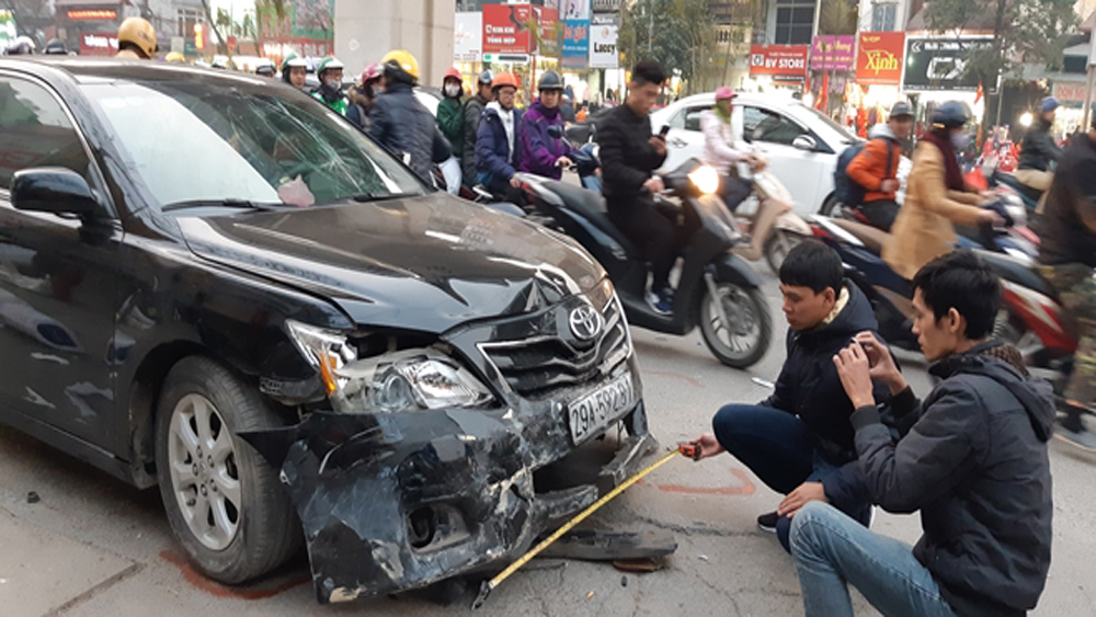 33 người tử vong vì tai nạn giao thông trong ngày 30 Tết