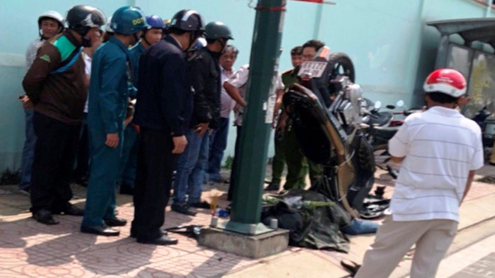 36 người chết do tai nạn giao thông trong ngày mùng 2 Tết