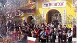 Lễ chùa đầu năm - nét đẹp trong đời sống tâm linh người Việt