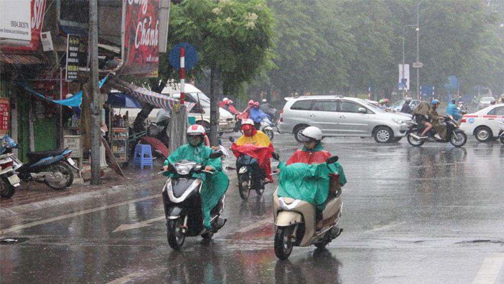 Miền Bắc chuẩn bị rét đậm kèm mưa