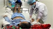 Ăn tiết canh lợn dịp Tết, một người nhập viện cấp cứu do hôn mê sâu