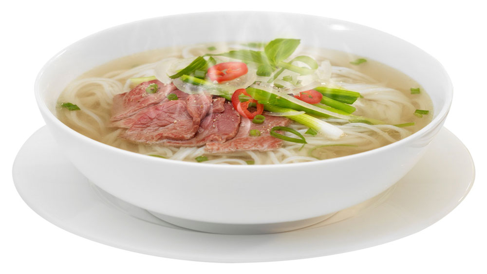 "More than a bowl of noodles, ""pho"" is history"