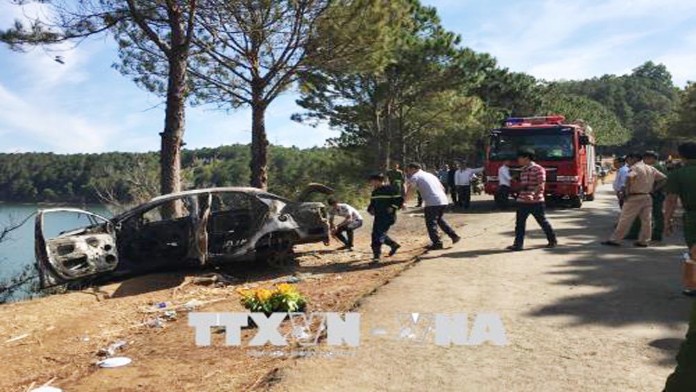 Tai nạn giao thông bất ngờ giảm cả 3 tiêu chí trong 7 ngày nghỉ Tết