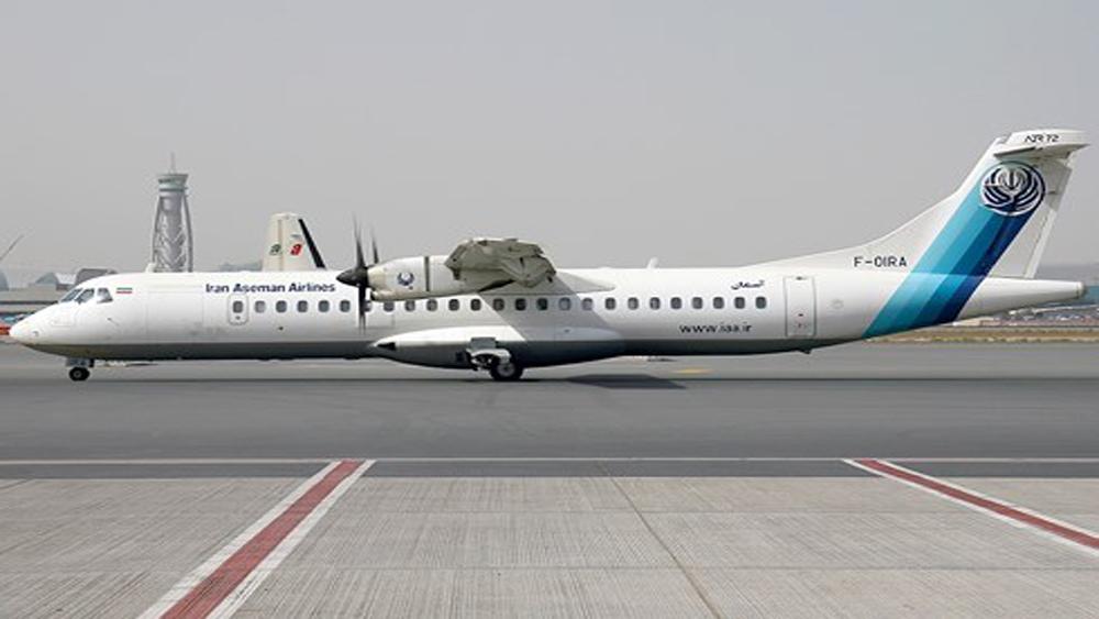 Iran: Đã phát hiện được vị trí chiếc máy bay gặp nạn