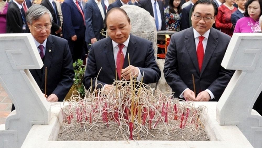 Prime Minister attends festival celebrating Ngoc Hoi – Dong Da victory