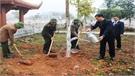 Yên Thế phát động Tết trồng cây 'Đời đời nhớ ơn Bác Hồ'