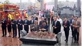 Tưng bừng lễ hội Xương Giang