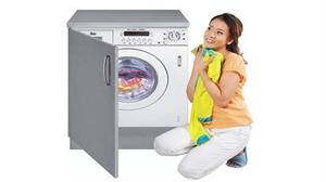 Có 3 loại máy sấy quần áo